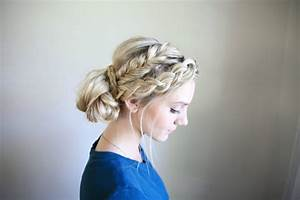 Messy Buns Cute Girls Hairstyles
