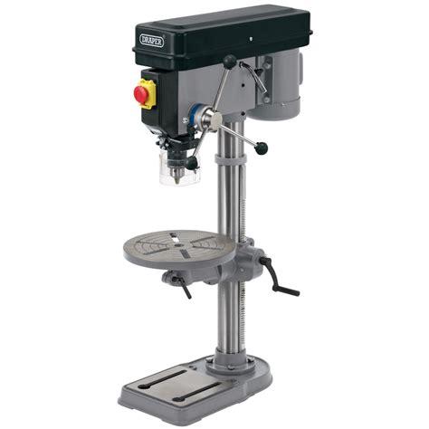 Draper 16 Speed Bench Drill 450w  Mw Murphy & Son Ltd