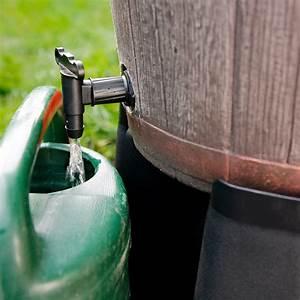 Weinfass Als Regentonne : regentonne barrique weinfass mit zubeh r 120 liter online kaufen bei g rtner p tschke ~ Orissabook.com Haus und Dekorationen