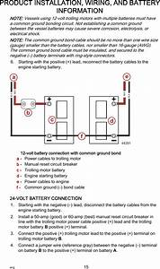 Motorguide 15098 Handheld Remote User Manual Xi5 Wireless