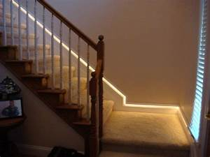 Beautiful design ideas stairwell lighting for hall