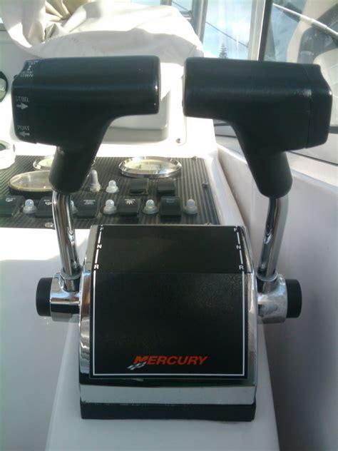 dual mercury binnaclecontrol box  hull truth