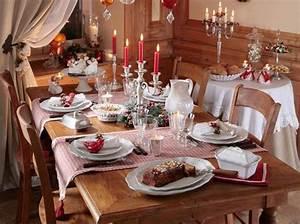 Table De Fete Decoration Noel : 40 jolies tables de f te elle ~ Zukunftsfamilie.com Idées de Décoration