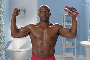 Explore Terry Crews' Pecs With a Ridiculous Old Spice ...