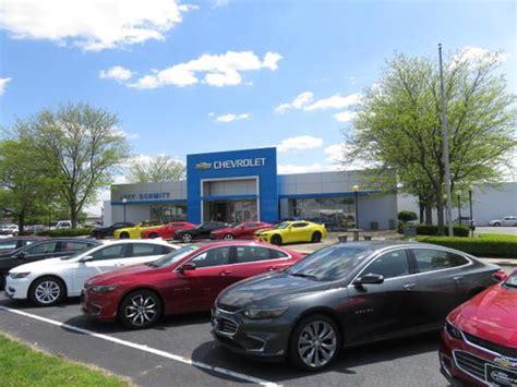 Jeff Schmitt Chevrolet East Car Dealership In Beavercreek