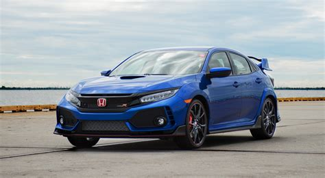 Pictures Of Car And Videos 2018 Honda Civic Type R Vin01