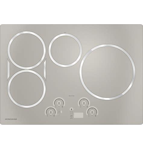 monogram  induction cooktop zhursjss ge appliances