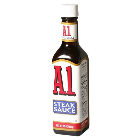 steak sauce kraft a1 sauce