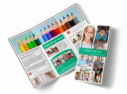Brochure Counseling Template Templates Counselor Brochures Tri