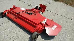 Used Ingersoll Rm44 Mower Deck