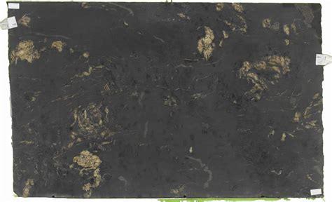 Titanium Black Leather   Colonial Marble & Granite