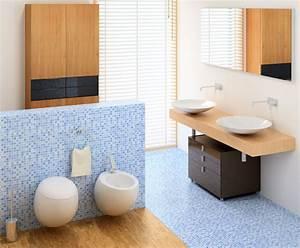 Mosaik Fliesen Badezimmer : badezimmer ideen ~ Michelbontemps.com Haus und Dekorationen