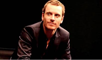 Fassbender Michael Gifs Hollywood Shame League Animated