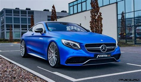 S63 Amg Coupe 2017 by 2017 Mercedes Amg S63 Coupe By Fostla De Is Blue