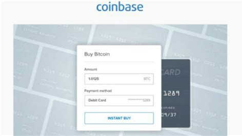 The coinbase card is issued by metabank®, n.a., member fdic, pursuant to a license from visa u.s.a. Coinbase users in the US can now buy Bitcoin with debit cards