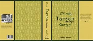 Book Design Project – Tarzan (covers)
