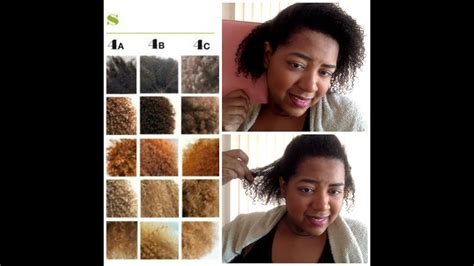 Finding Your Natural Hair Type