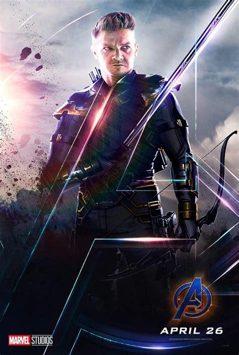 Hawkeye Jeremy Renner Ronin Avengers Endgame Marvel