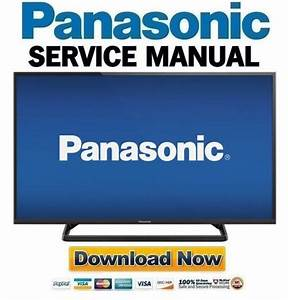 Panasonic Tc 32a400u 32a410c Service Manual   Repair Guide