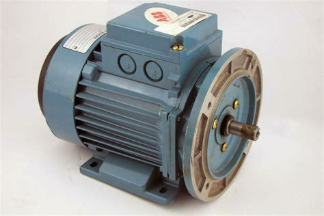 abb electric motor 220v 440v 60hz 65kw 1hp ebay