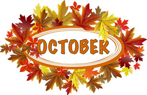 october newsletter clipart - Clipground