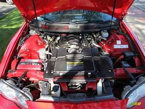 2001 Chevrolet Camaro Z28 Convertible 5 7 Liter Ohv 16