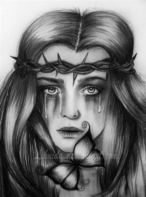 Best Depressed Girl Drawings Ideas And Images On Bing Find What