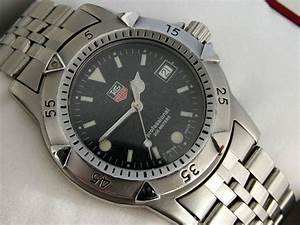 Just Dial Chart Tag Heuer Professional 200m Quartz C 1995 Secondhand And