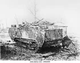French WW1 Tanks