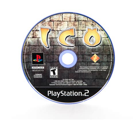 Ico Playstation 2 Gamestop