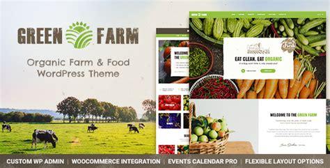 green farm v1 0 organic food farm eco food store kingstheme