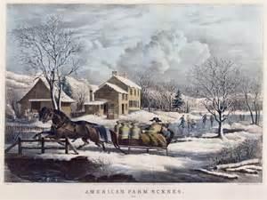 Old Farm Scenes