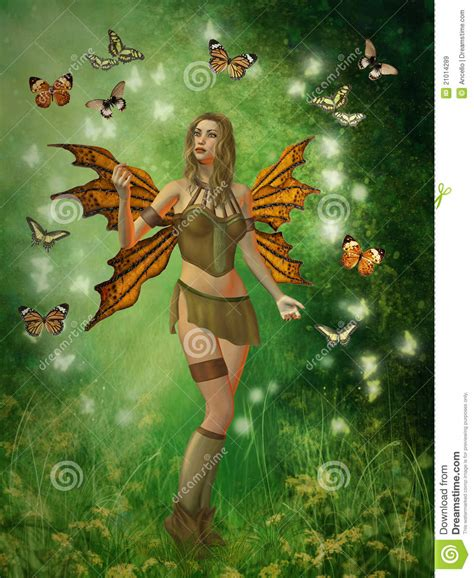 Fairy Royalty Free Stock Images Image