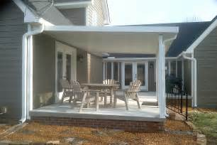 Photo Gallery Traditional Aluminum Patio Cover Sun Porch Ideas Selection of Flooring Material