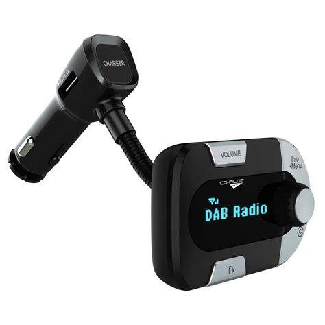 dab radio adapter copilot cpdab1 universal dab radio adapter