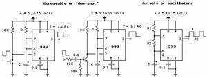 Metal Detector Circuit Using Ic 555 Working Principle