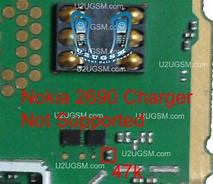 Nokia 2690 Charger Not Supported Problem Solution Ways Jumpers