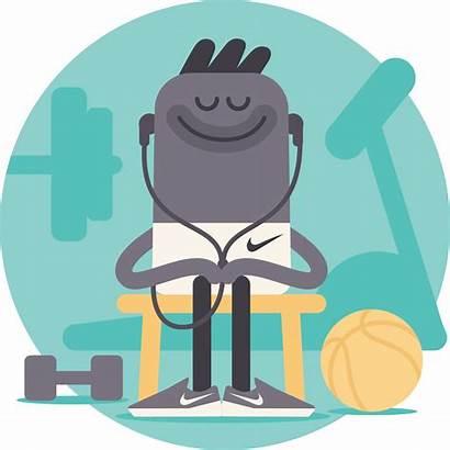 Headspace Meditation Basics Hands Draw Partir Guardado