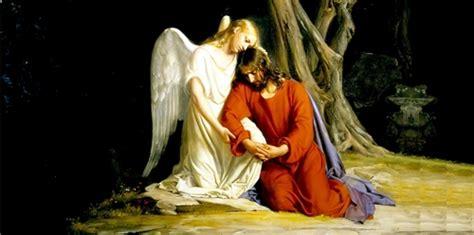 jesus praying in the garden what motivated gethsemane prayer coach