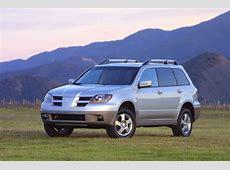 200306 Mitsubishi Outlander Consumer Guide Auto