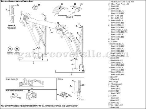 90+ Rv Awning Parts Diagram