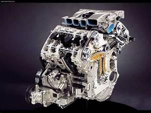 Volkswagen W8 Engine Diagram