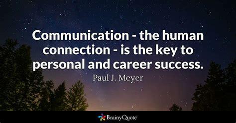 paul  meyer communication  human connection