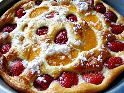 baked strawberries baked strawberry pancakes lisa s kitchen vegetarian