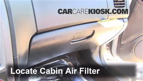 cabin filter replacement hyundai xg