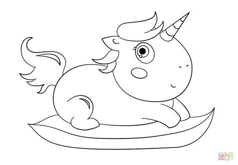 immagini di unicorni kawaii da colorare disegno di unicorno kawaii da colorare disegni da colorare