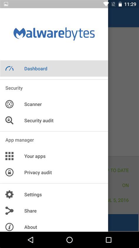 malwarebytes android malwarebytes mobile security free android anti malware