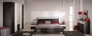 Deco Chambre Moderne : decoration chambre coucher moderne visuel 7 ~ Melissatoandfro.com Idées de Décoration