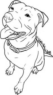 Pin by Alexandra Terry on To go ⚓⛵ | Pitbull drawing, Puppy drawing, Drawings