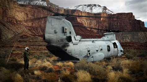 wallpaper ch  chinook boeing transport helicopter